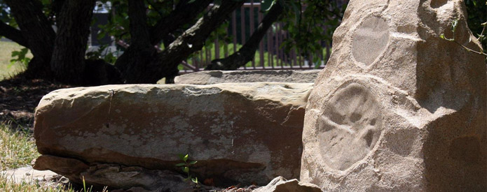 rock-speaker-outdoor
