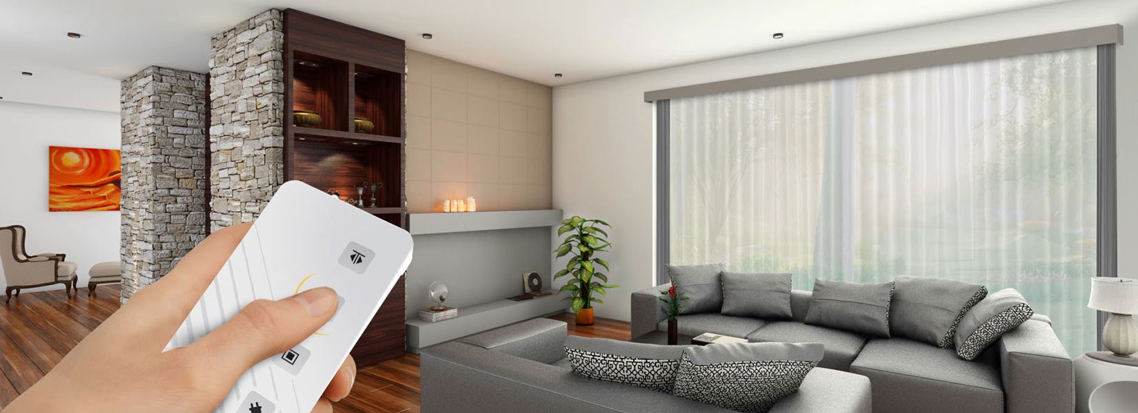 Control-it Automated Blinds for your home