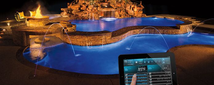 Control-it Services-Pool-Automation-Outdoor-Lighting